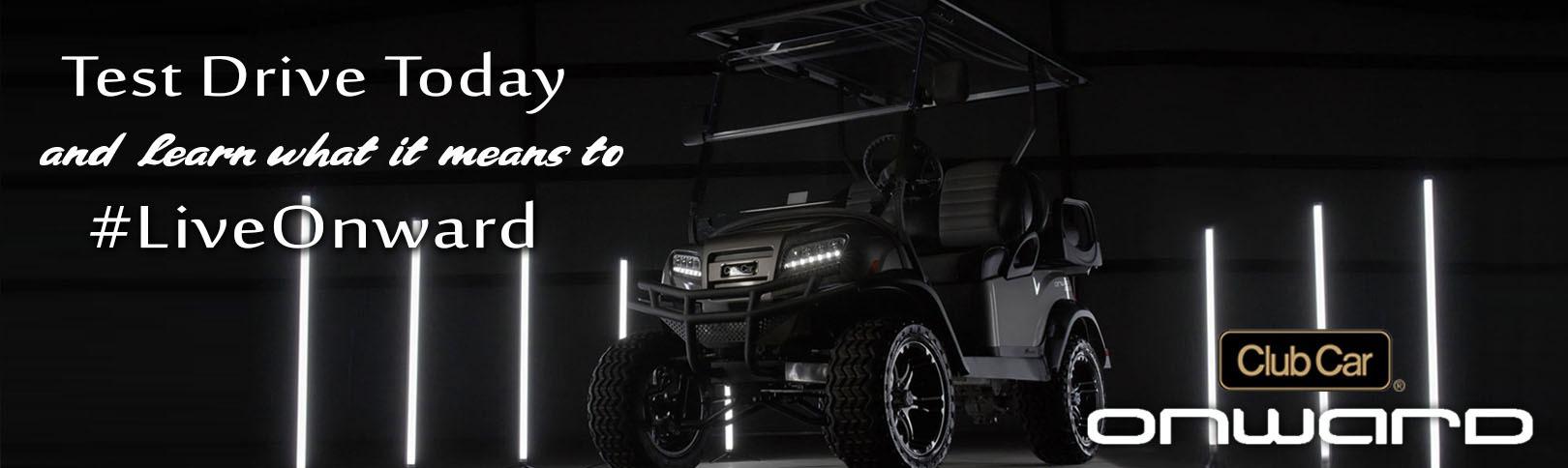 Test Drive Banner