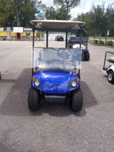 Yamaha Drive Rebuilt Golf Cart